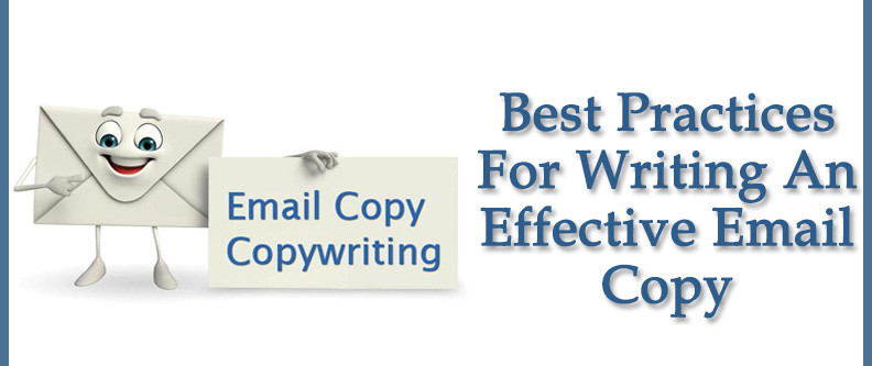 Best Practices For Writing An Effective Email Copy